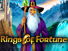 Rings Of Fortune — азартная игра онлайн