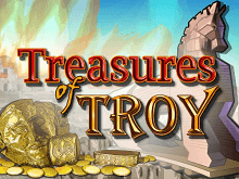 Treasures Of Troy — автомат для онлайн-игры